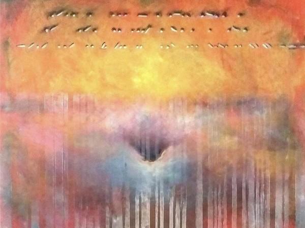 Corrado Veneziano, ISBN Inferno, con codice Morse, 2020