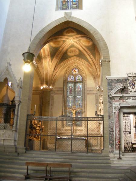 Cappella Bardi di Vernio