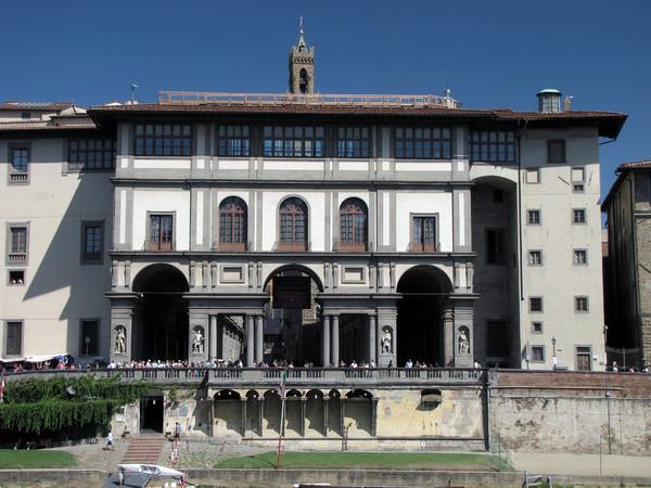 Le Gallerie degli Uffizi