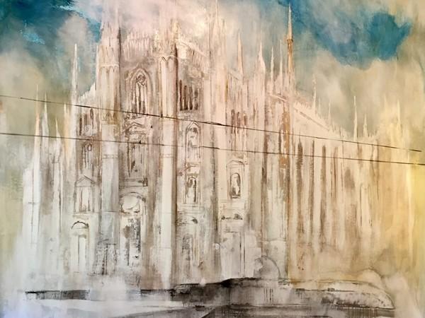 Alessandra Lanese, Installazione in 64 per una memoria futura