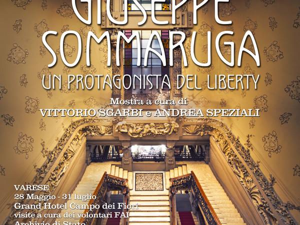 Giuseppe Sommaruga (1867-1917). Un protagonista del Liberty