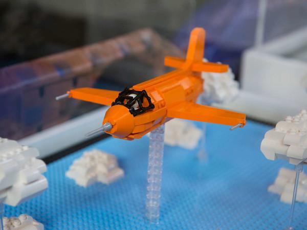 Brikmania. Il mondo dei mattoncini Lego, Guido Reni District, Roma