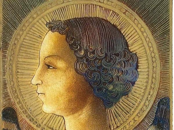 Presentato a Roma l'autoritratto su maiolica nelle vesti dell'Arcangelo Gabriele