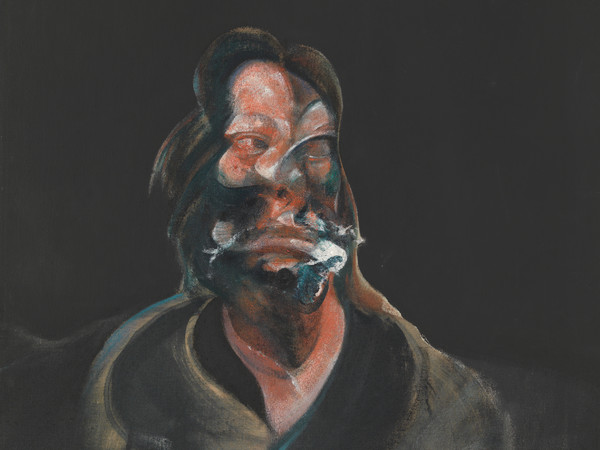 Francis Bacon, Portrait of Isabel Rawsthorne   © The Estate of Francis Bacon   Foto: © Tate London   Courtesy of Chiostro del Bramante, Roma