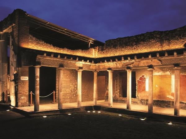 Villa di Poppea - Oplontis