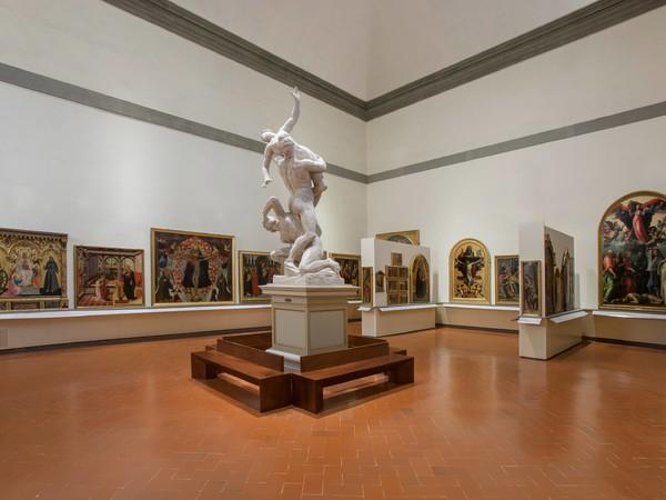 Sala del Colosso, Galleria dell'Accademia di Firenze