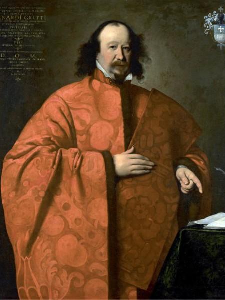 Carlo Ceresa, Ritratto del pro-prefetto di Bergamo Bernardo Gritti