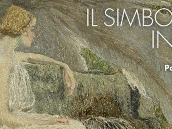 Il Simbolismo in Italia - locandina