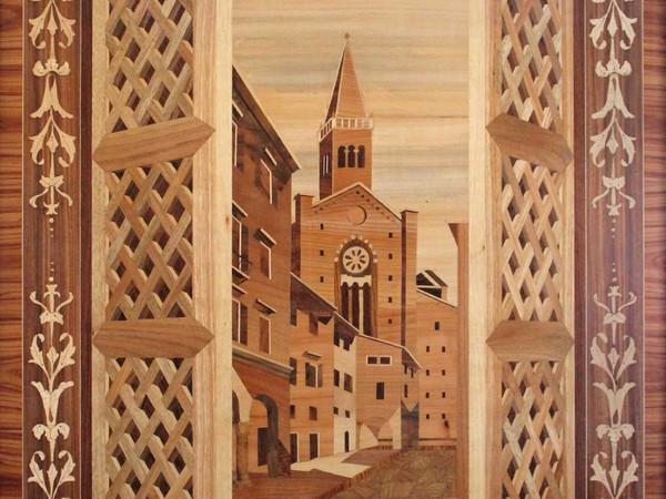 Tiziano Albrigi e Giovanni De Poli. Legno, colore, suono - Mostra ...