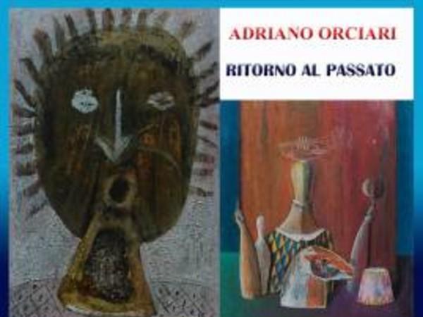 Adriano Orciari. Ritorno al passato, Chiesa di San Marco, Mombaroccio