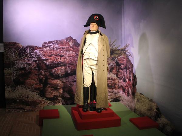 J'Arrive. Napoleone Bonaparte, I cinque volti del trionfo, dalla mostra a Udine, 2016