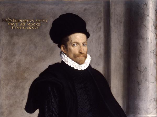 Giovanni Battista Moroni, Bernardo Spini, 1573-1575 circa, Olio su tela, 98 x 197 cm, Accademia Carrara, Bergamo   Foto: © Fondazione Accademia Carrara, Bergamo