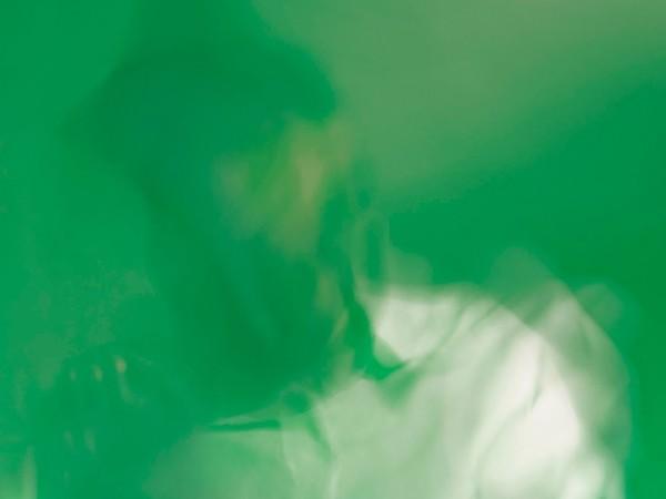 Francesco Gennari, Autoritratto Su Menta (con camicia bianca). Collezione De Iorio