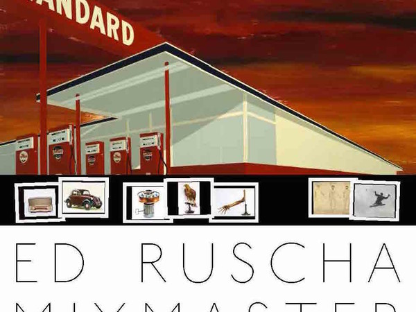 Ed Ruscha. Mixmaster