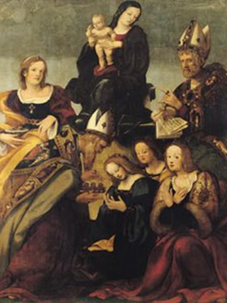 Pala di San Martino Maggiore