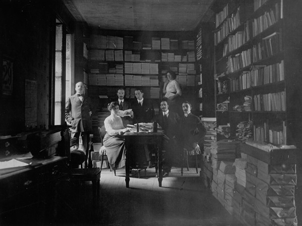 Umberto Boccioni nei documenti dell'Archivio del '900