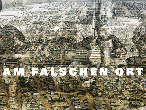<span>Katharina Sieverding, Global Desire II,&nbsp;<span>AM FALSCHEN ORT, 2017</span></span>
