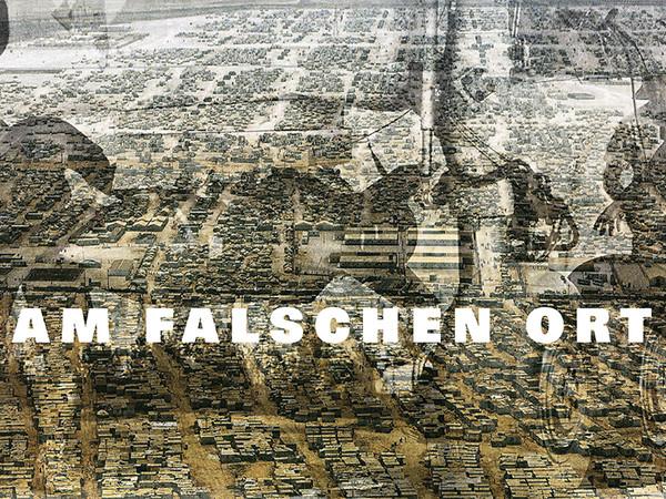 <span>Katharina Sieverding, Global Desire II,<span>AM FALSCHEN ORT, 2017</span></span>