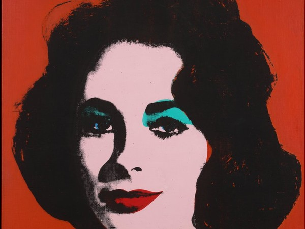 Andy Warhol, Liz #6 [Early Colored Liz], 1963