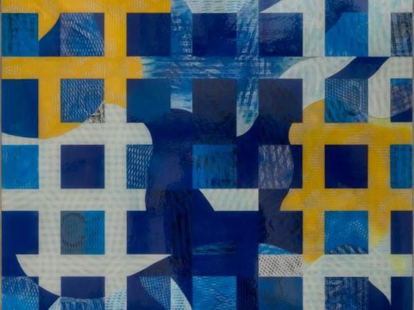 Erik Saglia, Pregenesi, 250x190 cm.