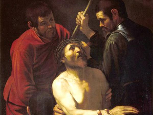 Michelangelo Merisi da Caravaggio, Incoronazione di spine (1605)