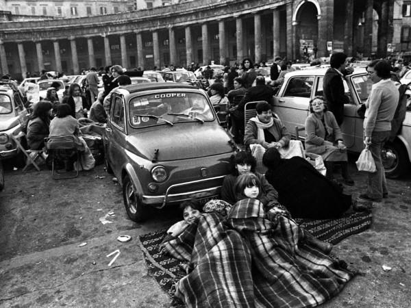 Fotosud, Piazza del Plebiscito