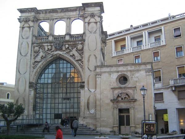 Lecce a Palazzo