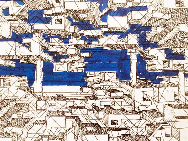 Yona Friedman, Ville Spatial