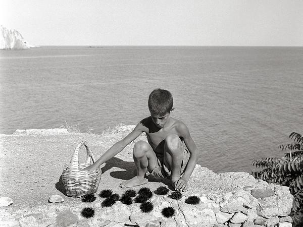 Cecilia Mangini, Panarea, 1952