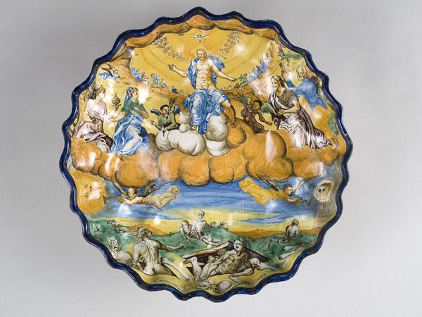 Crespina raffigurante resurrezione dei Morti, Montelupo 1575-80. Brescia, Complesso di San Salvatore e Santa Giulia