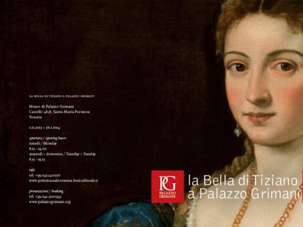 La Bella di Tiziano a Palazzo Grimani, Venezia