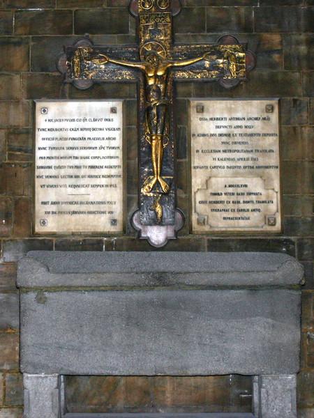 Crocifisso di Ariberto