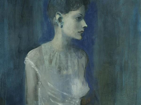 Pablo Picasso, Ragazza in camicia, 1904-05. Olio su tela, cm 72,7 x 60. Londra, Tate. Lascito di C. Frank Stoop, 1933