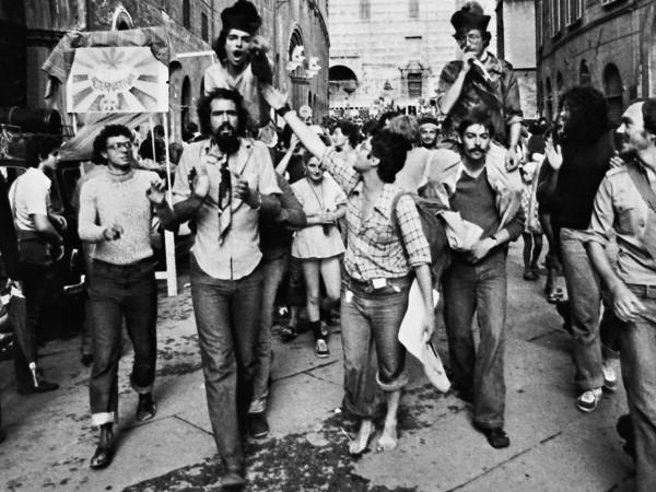 Roberto Masotti, Umbria Jazz, Perugia, 1973