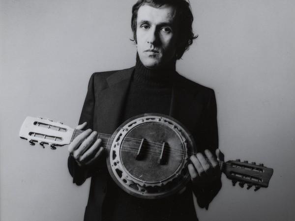 Alighiero Boetti, <em>Strumento musical</em>e, 1970 I Foto: Paolo Mussat Sartor