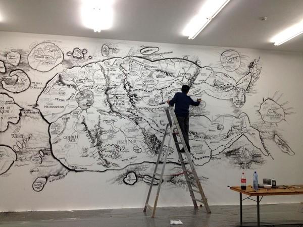 Qiu Zhijie. L'Unicorno e il Dragone, Fondazione Querini Stampalia, Venezia