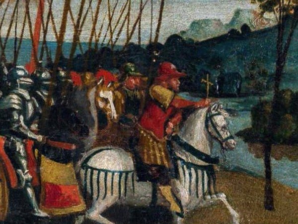 In hoc signo vinces 1700anni dalla battaglia di ponte for Battaglia di milano