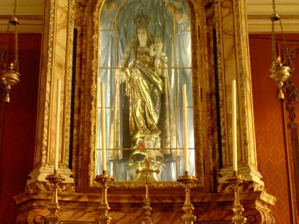 Cappella delle Grazie o del Voto