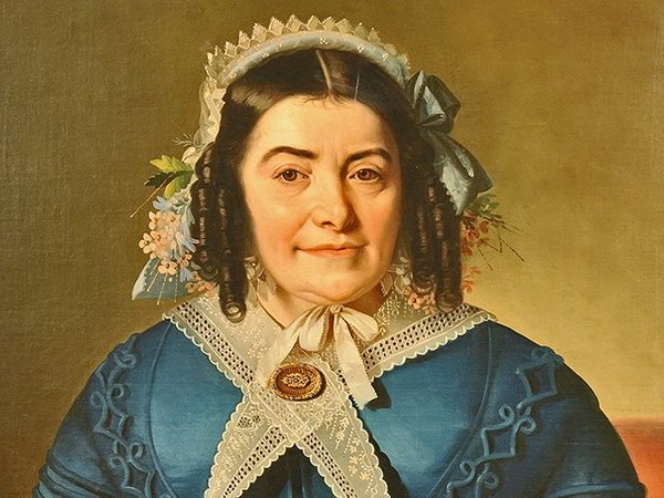 Museum Beauty Contest di Paco Cao, Maria Sala, XIX secolo