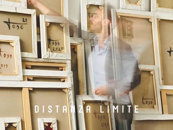 Gianfranco Toso. Distanza limite, Studio Gianfranco Toso, Roma