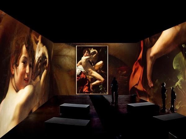 Render San Giovanni Battista di Caravaggio