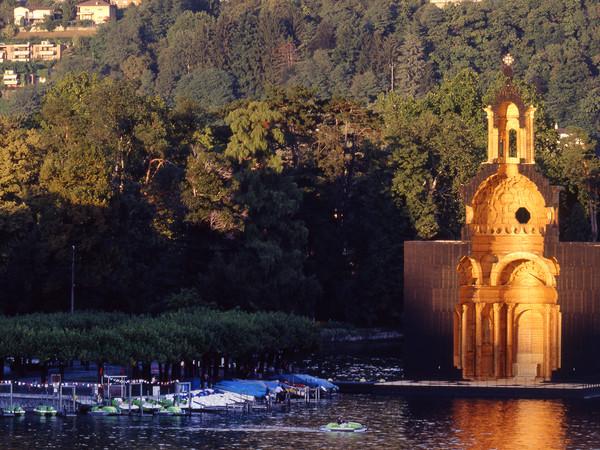 San Caro alle Quattro Fontane, Lago di Lugano