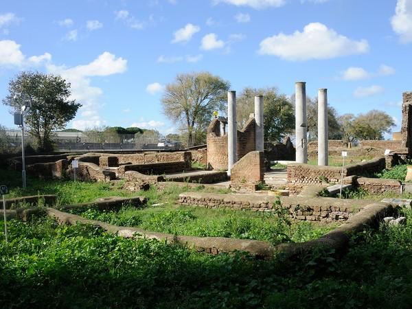 Sinagoga, Parco Archeologico di Ostia Antica