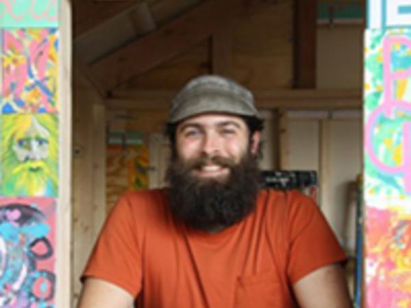 Andy Cross. House Painter, Collezione Maramotti, Reggio Emilia