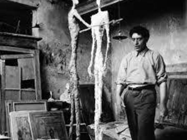 Alberto Giacometti. Giacometti, GAM - Galleria d'Arte Moderna, Milano