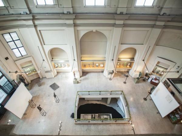 Museo Studio Francesco Messina, Milano, interno