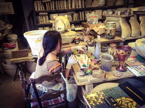 Buongiorno ceramica! 2016. ii° edizione mostra albisola