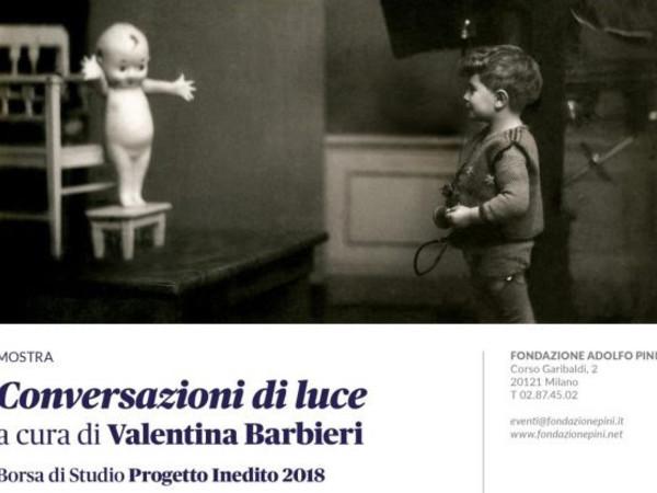 Conversazioni di luce. Fotografie di Mario Castagneri, Mario Crimella, Dino Zani, Fondazione Adolfo Pini, Milano
