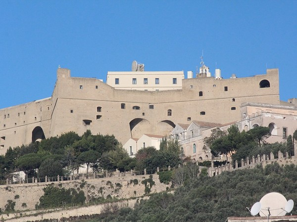 Museo Novecento di Castel S. Elmo, Napoli