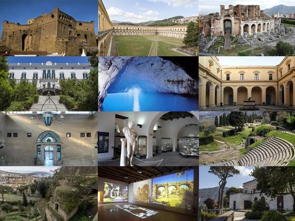 Direzione Regionale Musei Campania   La 'Primavera' dell'Arte